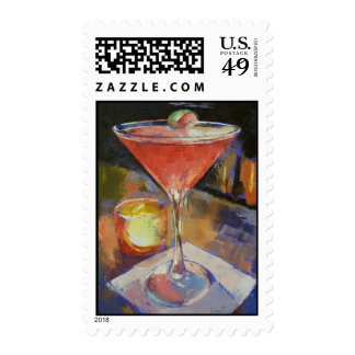 Cosmopolitan Stamp