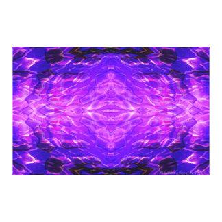 CosmoPool Mandala Canvas Print