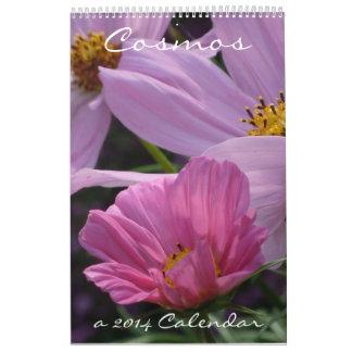 Cosmos 2014 calendar