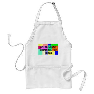 cosmos 2 adult apron