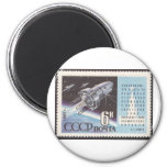 Cosmos 3 / Kosmos 3 Soviet Reserach Satellite Magnets