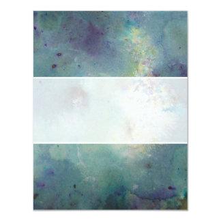 Cosmos. 4.25x5.5 Paper Invitation Card