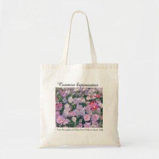 """""""Cosmos"""" bipinnatus Tote Bag"""