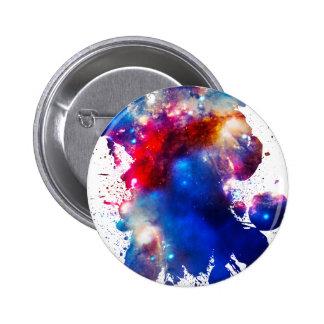 Cosmos colorido pins