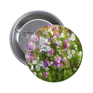 Cosmos Dancing in the Wind Gifts 2 Inch Round Button