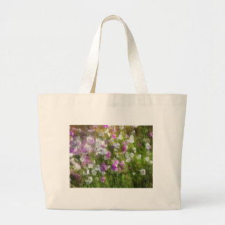 Cosmos Dancing in the Wind Gifts Large Tote Bag