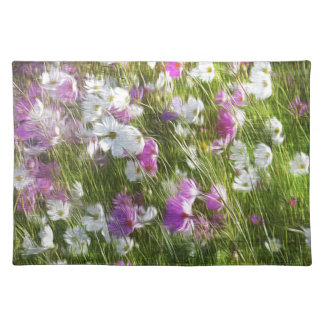 Cosmos Dancing in the Wind Gifts Placemat