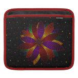 Cosmos floral mangas de iPad