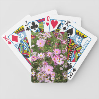 Cosmos Flower (Bidens Formosa). Kirkwood Bicycle Playing Cards