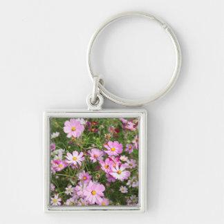 Cosmos Flower (Bidens Formosa). Kirkwood Keychain