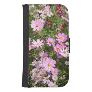 Cosmos Flower (Bidens Formosa). Kirkwood Phone Wallet