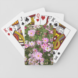 Cosmos Flower (Bidens Formosa). Kirkwood Playing Cards