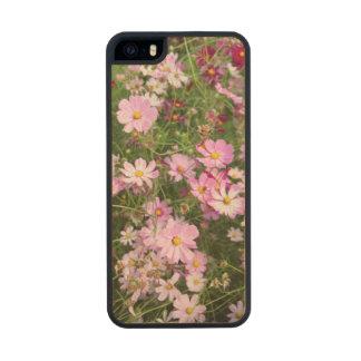 Cosmos Flower (Bidens Formosa). Kirkwood Wood iPhone SE/5/5s Case