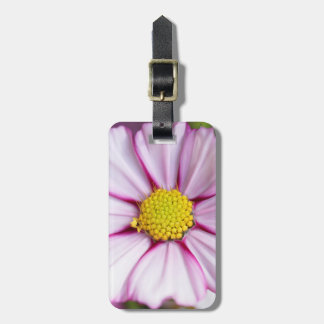Cosmos Flower (bidens formosa) Tag For Luggage