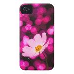 Cosmos flower case iPhone 4 case