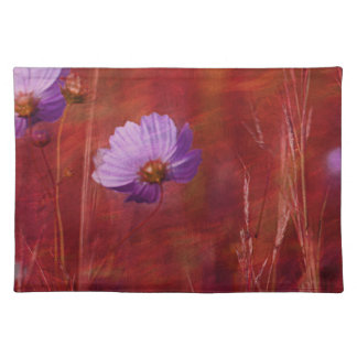 Cosmos Flower Gifts Placemat