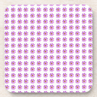 Cosmos Flowers Coaster