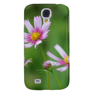 Cosmos Flowers Galaxy S4 Cover