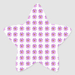 Cosmos Flowers Stickers
