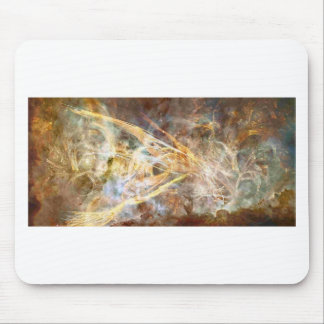 cosmos fractilus mouse pad