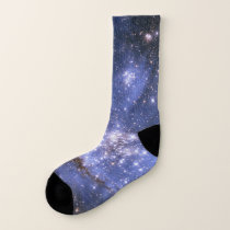 Cosmos Galaxy Small Magellanic Cloud Stars Socks