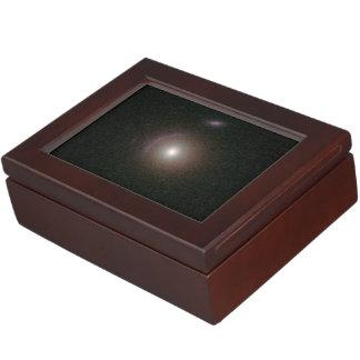 COSMOS Gravitational Lens 0013+2249 Keepsake Box