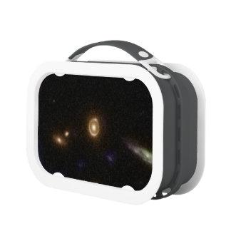 COSMOS Gravitational Lens 0038+413 Yubo Lunch Box