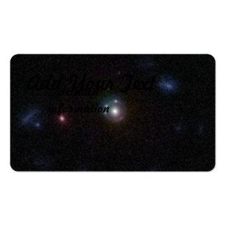 COSMOS Gravitational Lens 5921+0638 ai Business Card