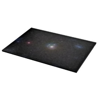 COSMOS Gravitational Lens 5921+0638 Cutting Boards