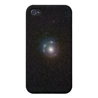 COSMOS Gravitational Lens 5921+0638 Cases For iPhone 4