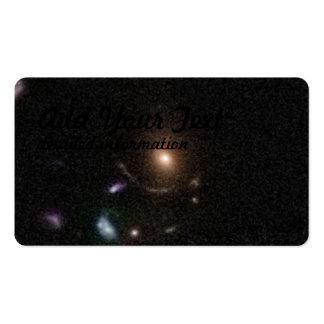 COSMOS Gravitational Lens Business Cards