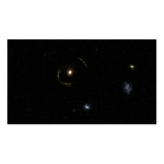 COSMOS Gravitational Lens Business Card