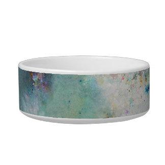 Cosmos Cat Food Bowl