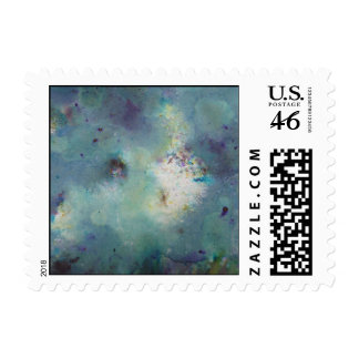 Cosmos. Stamp