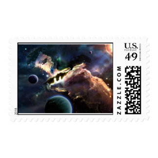 Cosmos Stamps