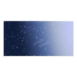 Cosmos Storm Card