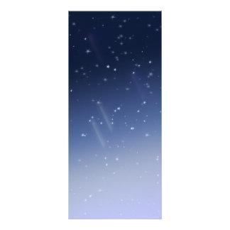 Cosmos Storm Rack Card Template