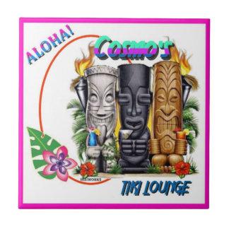 Cosmo's Tiki Lounge Tile