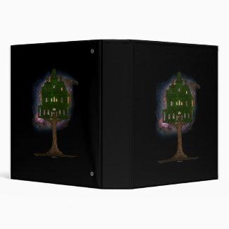 Cosmos Tree House 3 Ring Binder