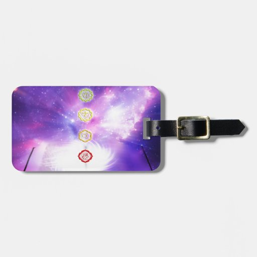 cosmos violeta del ser humano del extracto del uni etiquetas bolsa
