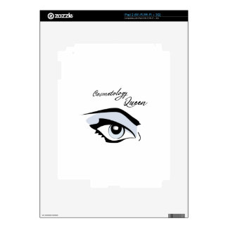 Cosmotology Queen Skin For The iPad 2