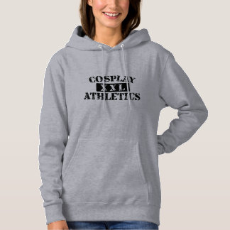 Cosplay Athletics Hoodie Dark