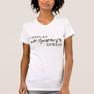 Cosplay Genius Tee Shirt