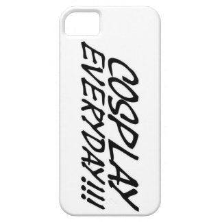 COSPLAYER CASE iPhone 5 COVER
