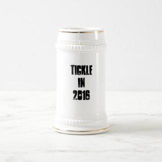 Cosquillee para el presidente 2016 tazas de café