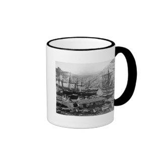 Cossack Bay, Crimea, c.1855 Coffee Mugs