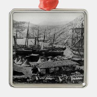 Cossack Bay, Crimea, c.1855 Metal Ornament