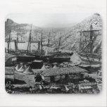 Cossack Bay, Crimea, c.1855 Mouse Pad