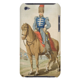 Cossack Officer, etched by the artist, published 1 Barely There iPod Cases