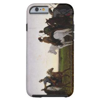 Cossacks on Horseback, 1874 (oil on canvas) Tough iPhone 6 Case
